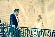 Braut & Bräutigam picture by bilDRand Photography People, Photography, Painting, Wedding, Art, Bride Groom, Pictures, Valentines Day Weddings, Art Background