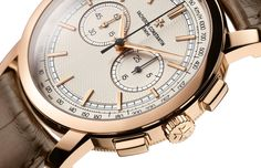 Vacheron Constantin Patrimomy Chronograph Paris