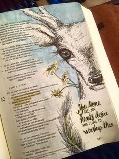 Bible journaling By Yvette Ard Bowling Scripture Art, Bible Art, Bible Scriptures, Bible Quotes, Hymn Art, Bible Doodling, Bible Study Journal, Art Journaling, Bible Verses