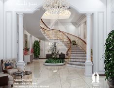 Door Design Images, Flur Design, Staircases, Stairs, Doors, Mansions, Interior Design, Home Decor, Nest Design