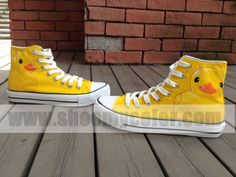 duck shoes OMG!!!!!!! I WANT THESE!!!! BUT IN GREEN!!!!!