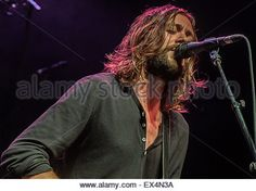 Detroit, MI, USA. 2nd July, 2015. JOSEPH KEEFE of Family of the Year performs at The FIllmore in Detroit, Michigan. © Alexis Simpson/ZUMA Wire/Alamy Live News Stock Photo Family Of The Year, Detroit Michigan, Live News, Joseph, Wire, Stock Photos, Usa, Concert, Image