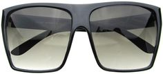 Big Drop Sunglasses in Black | Retro City Sunglasses