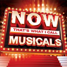 Now That's What I Call Musicals - Now That's What I Call Musicals, Black