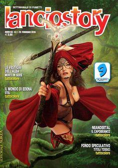 Lanciostory 2015-07 #Lanciostory #EditorialeAurea