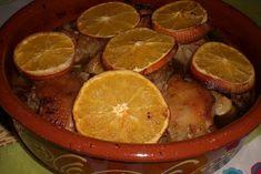 Receitas práticas de culinária: Frango com Laranja