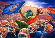Home of the Gators. #UF #Swamp #Gators #UniversityofFlorida