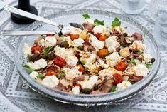 Parmesan, Mozzarella, Cobb Salad, Potato Salad, Ethnic Recipes, Inspiration, Food, Biblical Inspiration, Essen