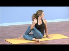 45 Minutes:  Open the Hips and Explore Backbends | Yoga International