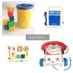 Fisher Price speelgoed