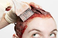 How You're Ruining Your Dyed Hair - Fading Dyed Hair...     Taking care of it properly will make your color last.