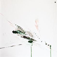 Annie Noa contemporary painting. Acrylics on small 30x30cm canvas. Modern minimalistic art, details. www.instagram.com/theannienoa