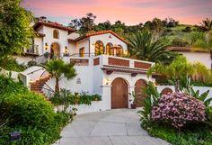 Palos Verdes Estates Spanish Colonial Revival 2 - Mediterranean - Exterior - los angeles - by Pritzkat & Johnson Architects