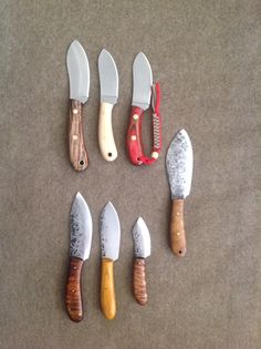 Nessmuk Collection. Blind Horse Knives. Matt Lesniewski, ML and Tom Cusack.