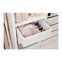 IKEA - HYFS, Karton, Erleichtert Ordnung und Übersicht in Kommoden und Schränken.Durch Kombinieren verschiedener HYFS Kartons und Kästen entstehen individuelle Aufbewahrungslösungen.