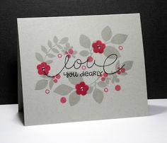 Paper Smooches: Happy Valentine's Day!
