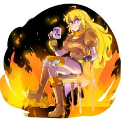Yang in the hot seat
