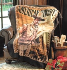 Collections ETC has the perfect family movie night sofa throw