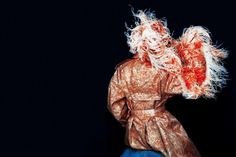 Erik Madigan Heck, Without A Face (Maison Margiela), 2018 Artwork - 32411 Signed on artist label verso 54 x 48 inch chromogenic dye coupler print Edition of 9 + Photography Gallery, Abstract Photography, Fine Art Photography, Contemporary Photography, Spring Looks, Spring Fashion, Cool Style, Statue, Artwork