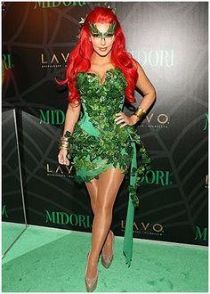 Poison Ivy -- Kim K looking gorgeous as always