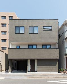 Green Box House   注文住宅なら建築設計事務所 フリーダムアーキテクツデザイン