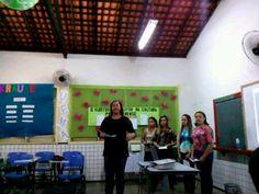 Sala de aula IX