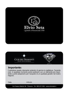 Entrate anche voi a far parte del #Ilclubdeidiamanti di Elvio Seta Gioielli. Potete iniziare con un diamante con una piccola caratura e, nel corso degli anni, permutarlo con uno con caratura più grande.