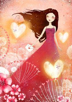 """""""Heart Lanterns"""", Anne-Julie Aubry"""