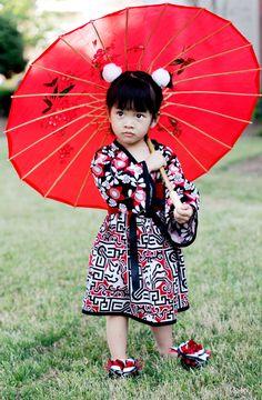 little girl - Japan