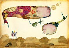 andreas daquino | Collages & illustrations by Andrea D'Aquino