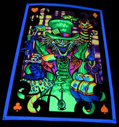 carrie!!! we should do a blacklight mad hatter party!!!!!!:)