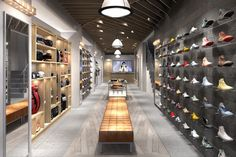 Onitsuka Tiger Store, Osaka – Japan » Retail Design Blog