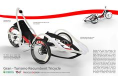 recumbent tricycle - Google Search