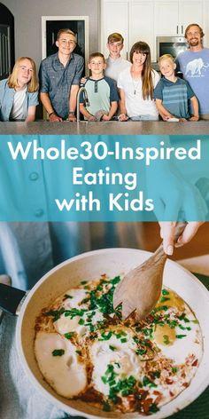 Healthy Foods, Healthy Eating, Healthy Recipes, Paleo Waffles, Whole 30 Challenge, Paleo Kids, Kids Cookbook, American Diet, Kid Desserts