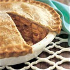Pippin Apple Pie with Hazelnut Crust