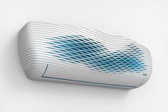 haier debuts  d printed air conditioner group rendersdahlia showcase