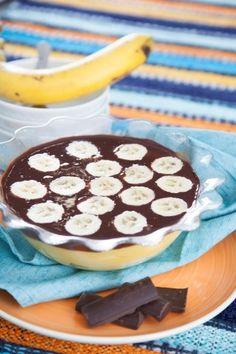 Supremo de banana e chocolate  TeleCulinaria 1854 - 20 de Outubro Disponível em formato digital: www.m agzter.com Visite-nos em www.teleculinaria.pt