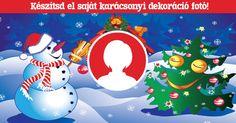 Készítsd el saját karácsonyi dekoráció fotó!