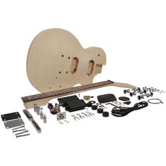 SADIYG-08 - Premium LP Style DIY Electric Guitar Kit