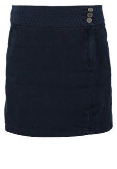 dad07d91ec7b4c Jupes en jean Esprit Jupe en jean - cinder blue bleu  50