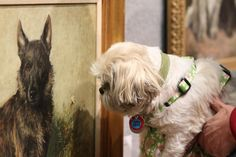 Canines and Creativity Came Together at 2015 Barkfest at Bonhams Charity Brunch - American Kennel Club