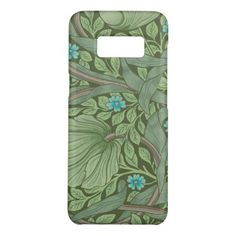 Wallpaper Pattern Sample with Forget-Me-Nots Case-Mate Samsung Galaxy S8 Case - sample design diy personalize idea