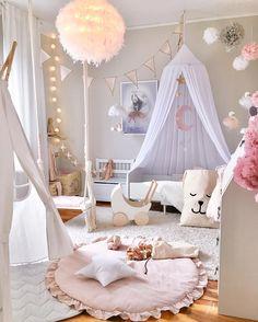 What a cute kids room Sarah Stråth ღ (@interiorbysarahstrath) på Instagram