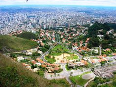 Belo Horizonte - capital of Minas Gerais state