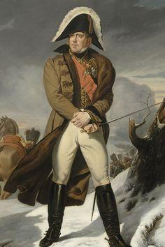 NEY Michel, duc d'Elchingen, prince de la Moskowa, maréchal d'Empire, né le 10 janvier 1769 à Sarrelouis en Lorraine (département de la Moselle en 1790, aujourd'hui en Allemagne dans le Land de la Sarre) et fusillé le 7 décembre 1815 place de l'Observatoire à Paris, est un militaire français commandant pendant les guerres de la Révolution et de l'Empire.