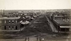Bourke Street from Parliament House 1861 Melbourne Suburbs, Melbourne Victoria, Houses Of Parliament, Historical Pictures, Old World, Old Photos, Paris Skyline, Australia, History