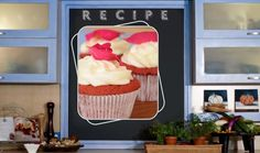 Red Velvet Cupcakes with Cream Cheese Icing : Food : The Home Channel