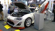 pics from the Geneva Motorshow - Scion FR-S