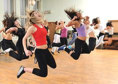 Dance your way: It may get monotonous running on the treadmill for hours, here we have an entire range of weight loss activities at your rescue. Dance exercises like Zumba, Cardio Hip Hop and even Belly Dancing can melt your flab and help you get in shape. (Photo: Thinkstock)