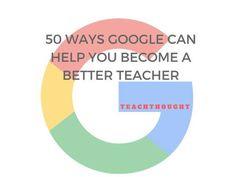 50 Ways Google Can Help You Become A Better Teacher http://sco.lt/...